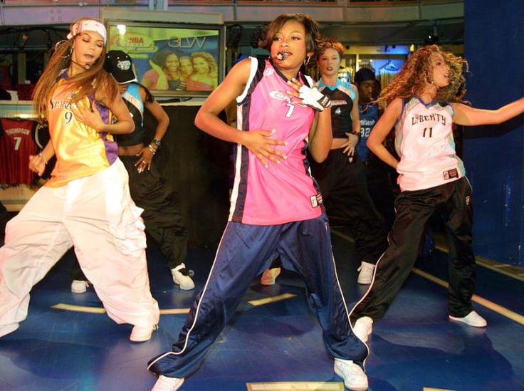 90s Hip Hop Dance Style