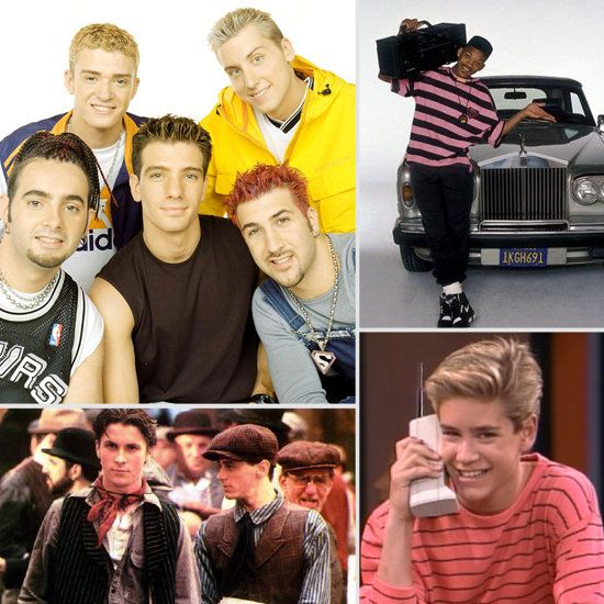 90s Theme Dress Up Ideas For Guys