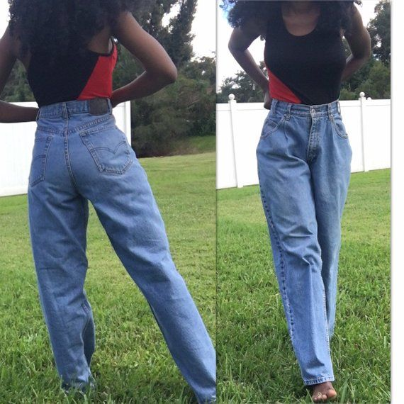 90s Baggy Jeans Outfit