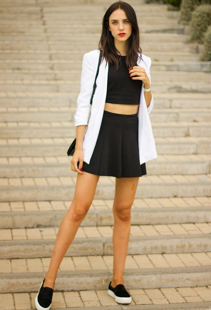 preppy outfit ideas for school