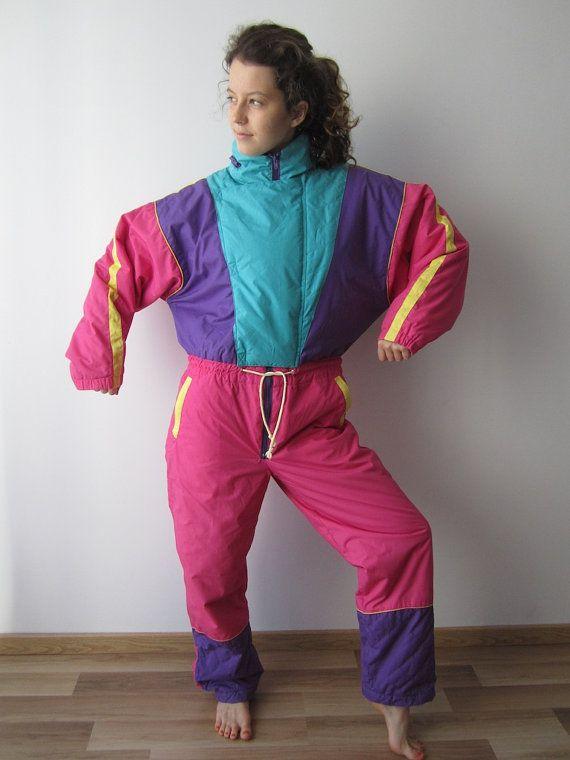 90s Ski Suits