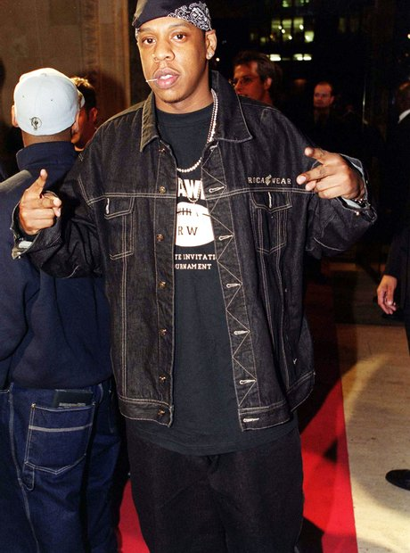 90s Rapper Outfit