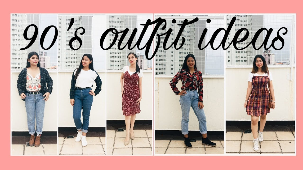90s Outfit Ideas Philippines
