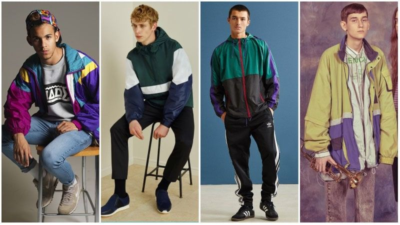90's Style Clothing For Guys
