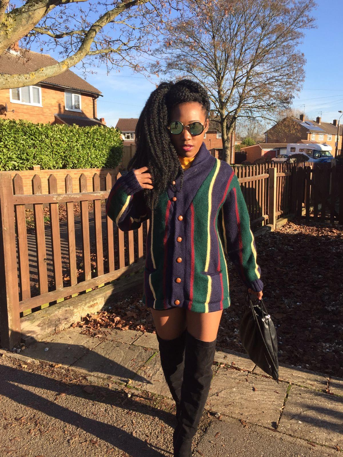 90's Fashion Black Girl