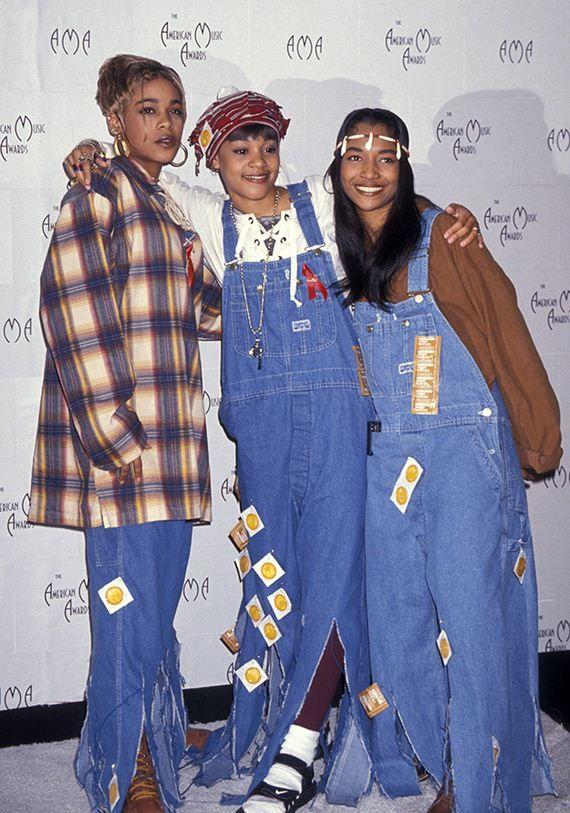 90s Attire Hip Hop