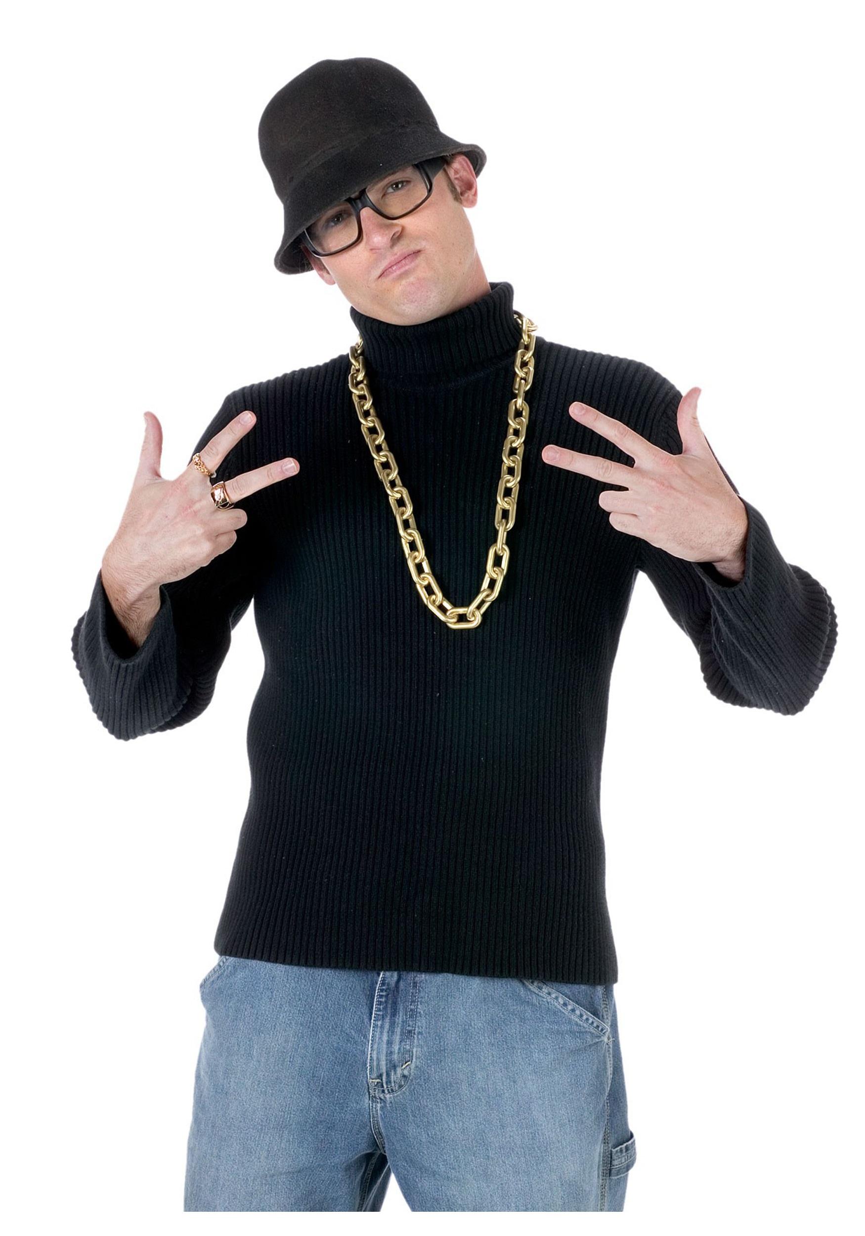 90s Rapper Halloween Costume