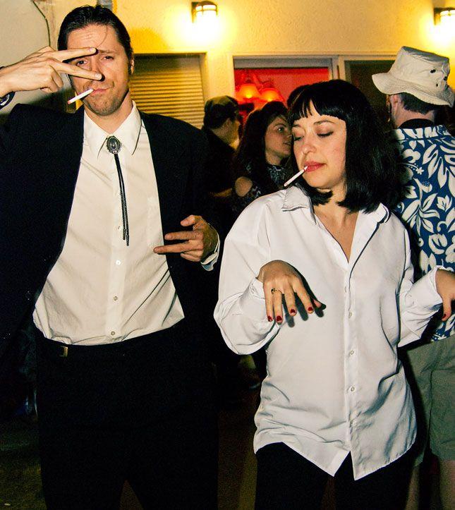Iconic 90s Couple Costumes