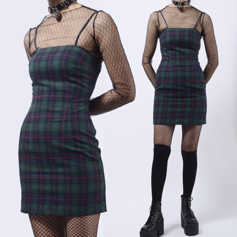 90s Grunge Dress