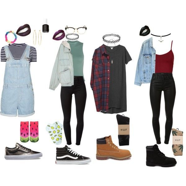 Easy 90's Outfit Ideas