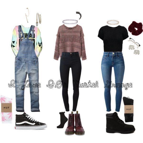 90s Grunge Clothes