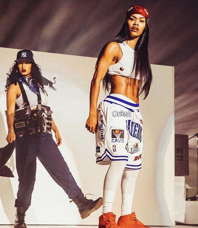 90s Hip Hop Fashion Inspiration