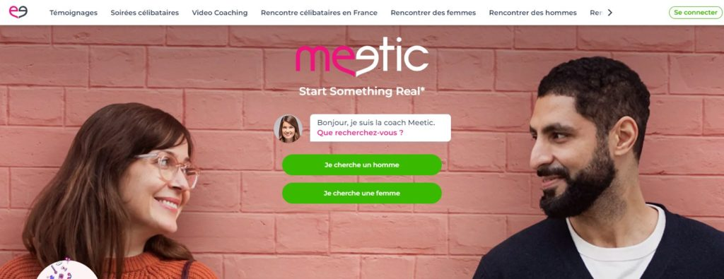 Meetic is one of the best dating sites