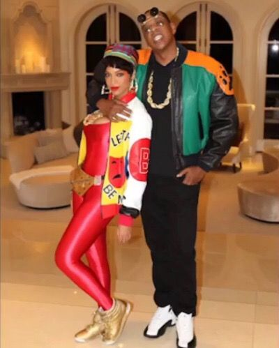 90s Theme Party Outfits Couple