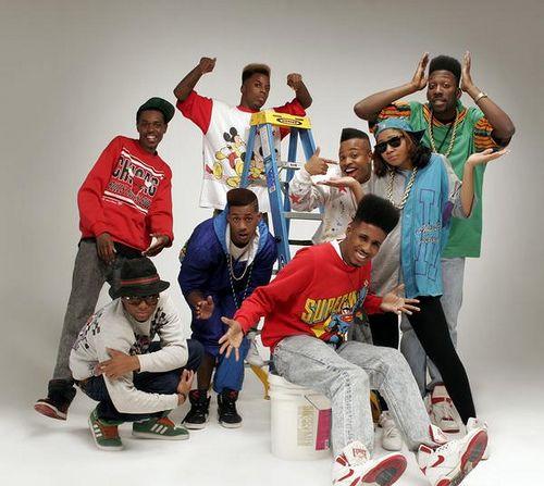 90's Rapper Clothes